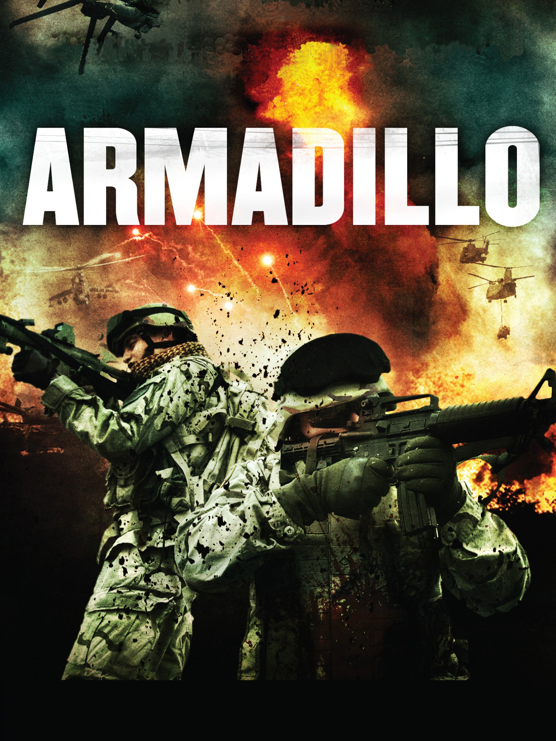 Movies based on the Afghanistan war - Armadillo