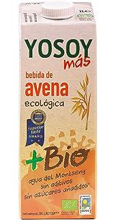 YOSOY Ecologico Bebida de Avena Ecologica 1L [caja de 6 x 1L]
