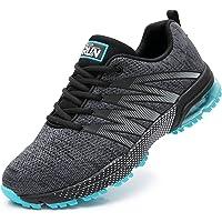 Axcone Damen Herren Sneaker Laufschuhe Air Sportschuhe Turnschuhe Running Fitness Sneaker Straßenlaufschuhe Outdoors Sports 36EU-47EU