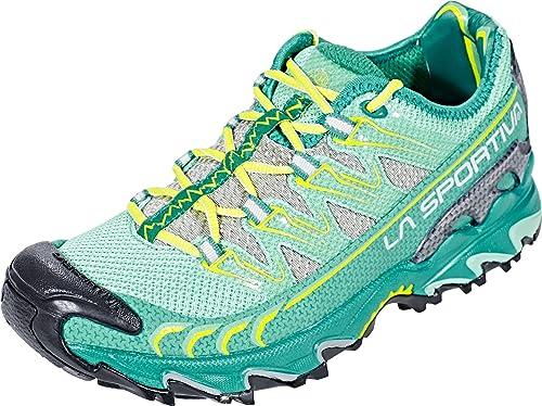 La Sportiva Ultra Raptor Woman Emerald/Mint, Zapatillas de Deporte para Mujer, 43 EU: Amazon.es: Zapatos y complementos