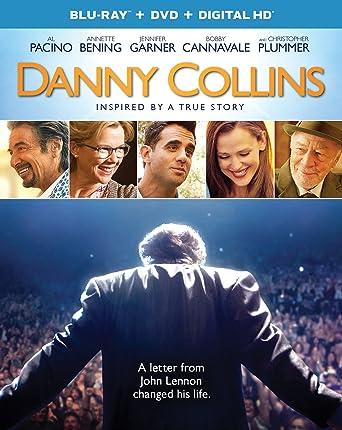 Amazoncom Danny Collins Blu Ray Al Pacino Annette Bening