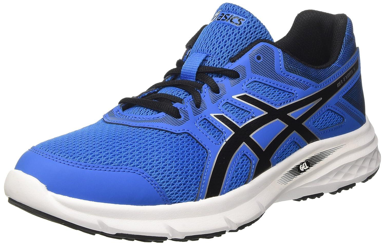 Asics Gel-Excite 5, Chaussures de Gymnastique Homme, Bleu (Directoire Blue/Black/Silver), 43.5 EU