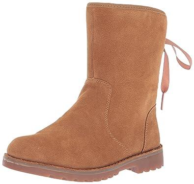 f67b7c40af2 UGG Kids' K Corene Boot, Chestnut, 1 M US Little Kid: Buy Online at ...