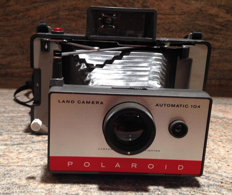 Polaroid Land Camera Automatic 104