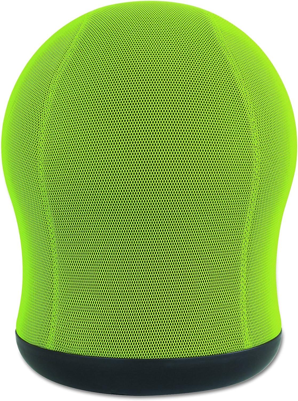 Safco Zenergy Swivel Ball Chair, Green