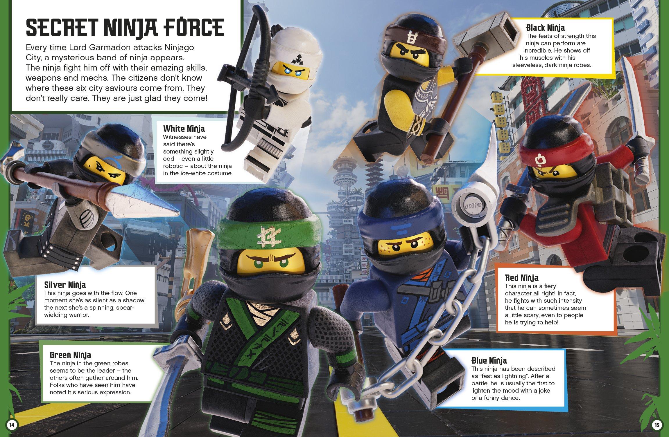 The Lego Ninjago Movie. The Essential Guide: Amazon.es: Vv ...