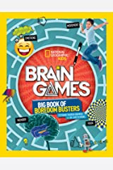 Brain Games: Big Book of Boredom Busters Paperback
