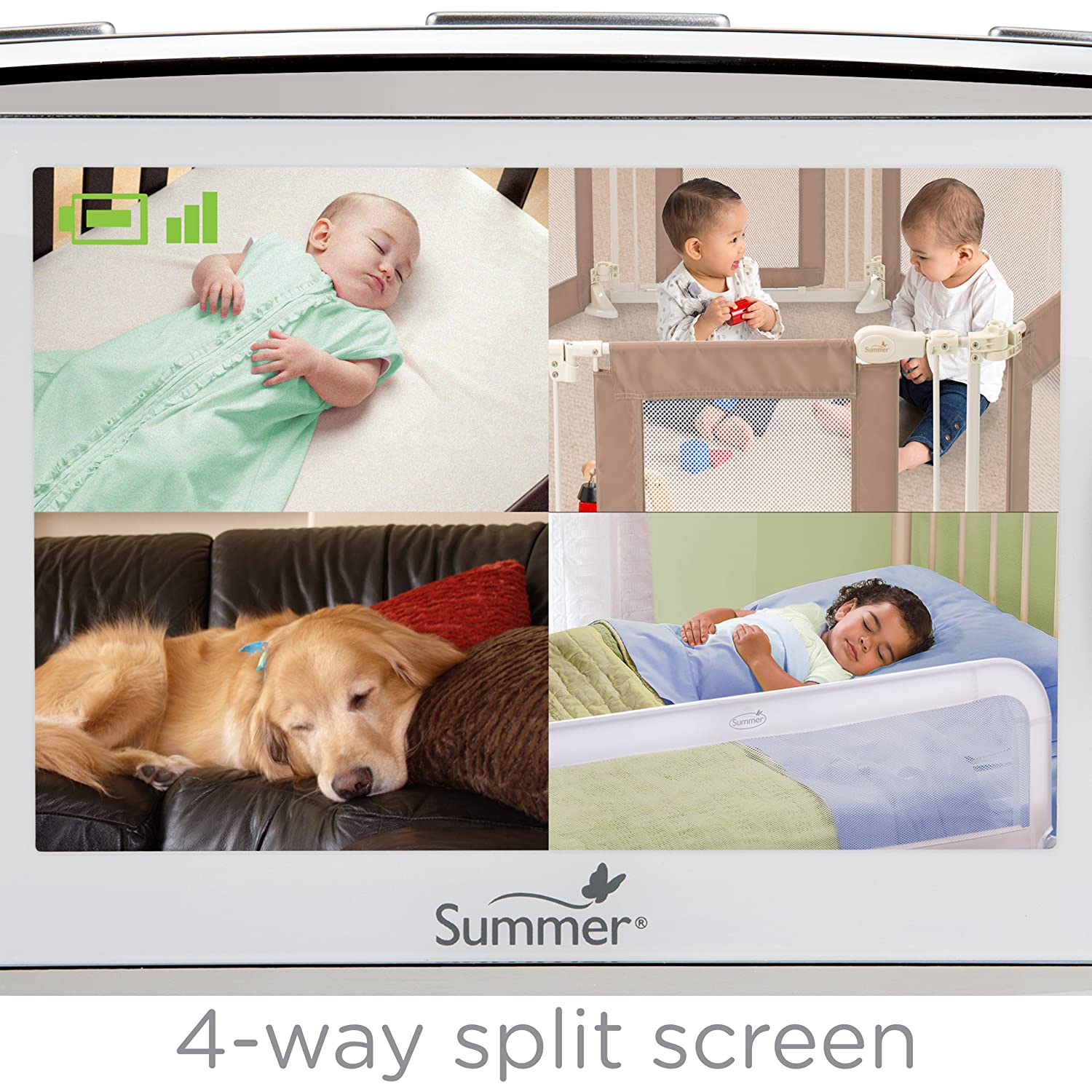 Video Monitor Cord for Summer Infant Dual View digital Color Video Monitor Set