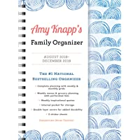 2019 Amy Knapp's Family Organizer: August 2018-December 2019