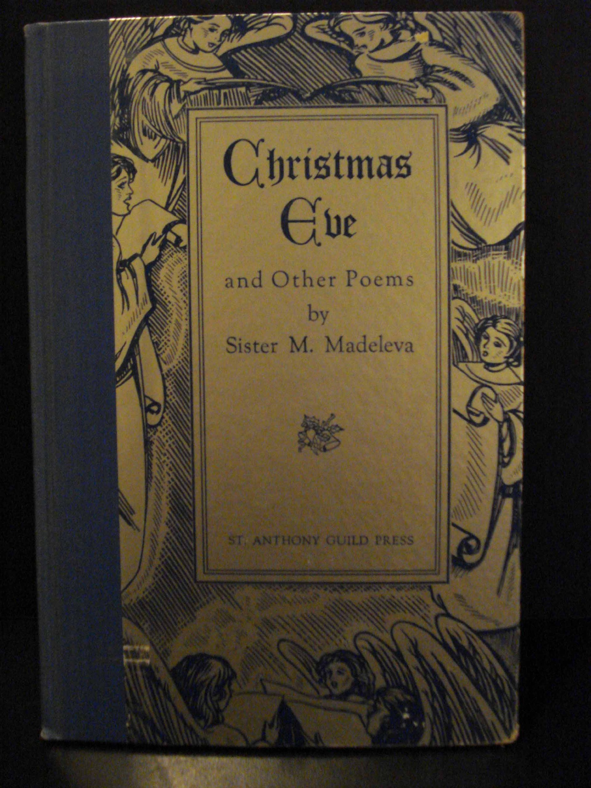 Christmas Eve and Other Poems, Madeleva, Sister M
