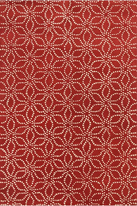 Amazon.com: Chandra Rugs Stella área alfombra, 96-inch por ...