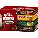 Nestle Carnation Hot Chocolate Variety Pack Rolo, Coffee Crisp, After Eight, 7-count Box, 28g Envelopes