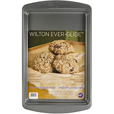 Wilton W7945 Ever-Glide Non-Stick 15.25 X10.25  Cookie Sheet