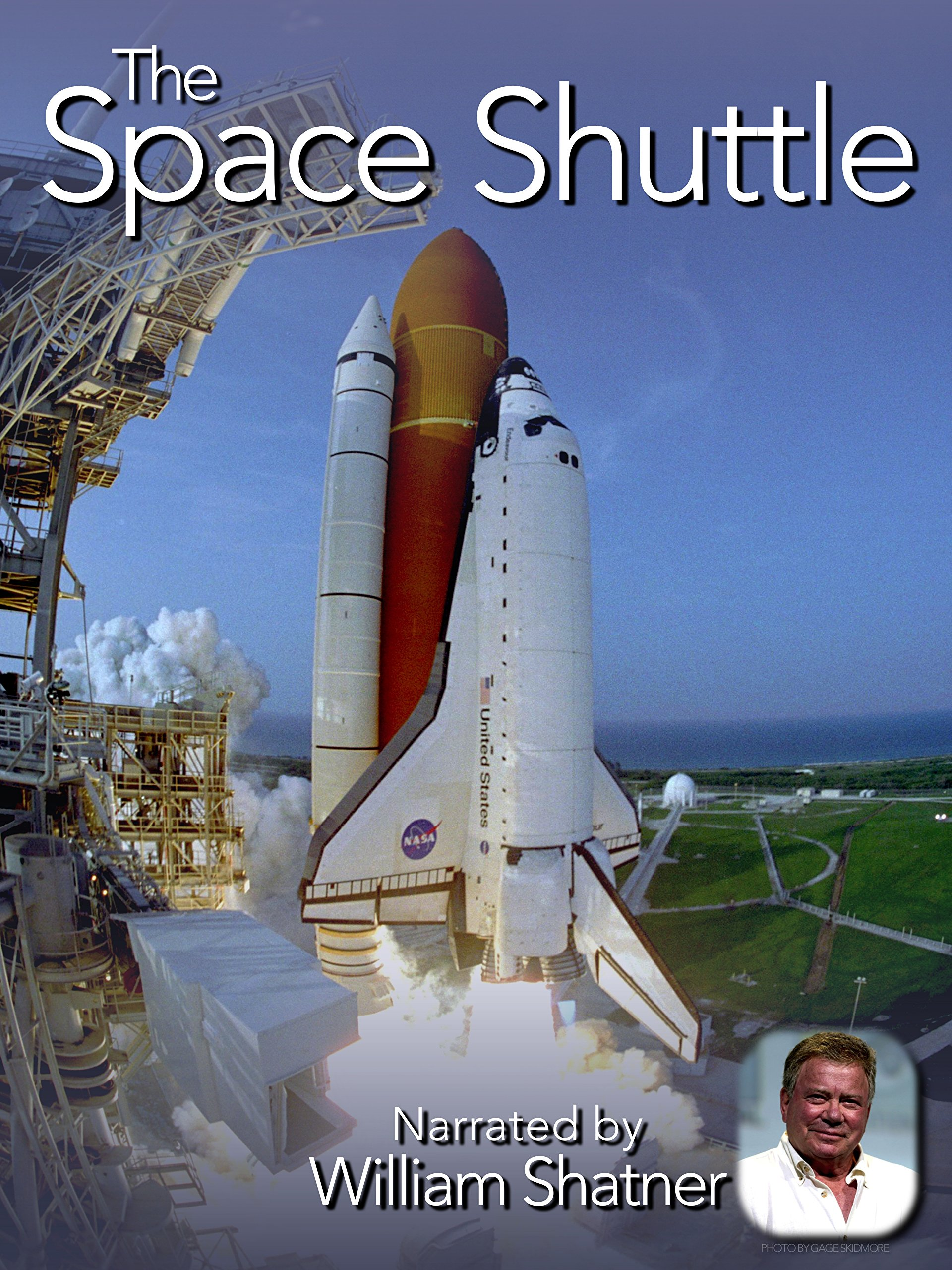 The Space Shuttle (Narrarated by William Shatner) on Amazon Prime Video UK