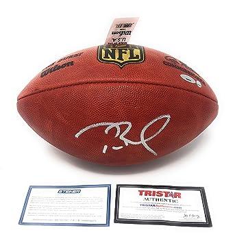 buy popular 226b7 c484c Tom Brady New England Patriots Signed Autograph NFL ...