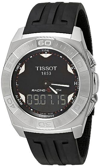 Tissot Reloj Digital para Hombre de Cuarzo con Correa en Caucho 7611608253526: Tissot: Amazon.es: Relojes