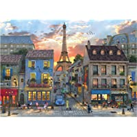 Evening in Paris Jigsaw Puzzle: 1000 Pieces