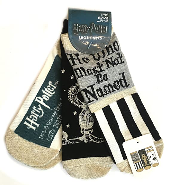 Licenced - Harry Potter - Calcetines - para mujer multicolor 37-42