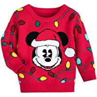 Disney Mickey Mouse Holiday Sweater for Baby, Size 3-6 Months