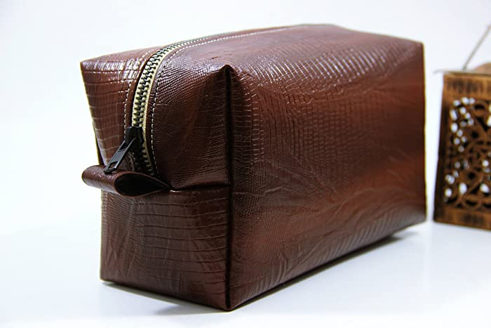 Image Unavailable. Image not available for. Color  Custom Men s Dopp Kit 1f0d27bf1f8ea