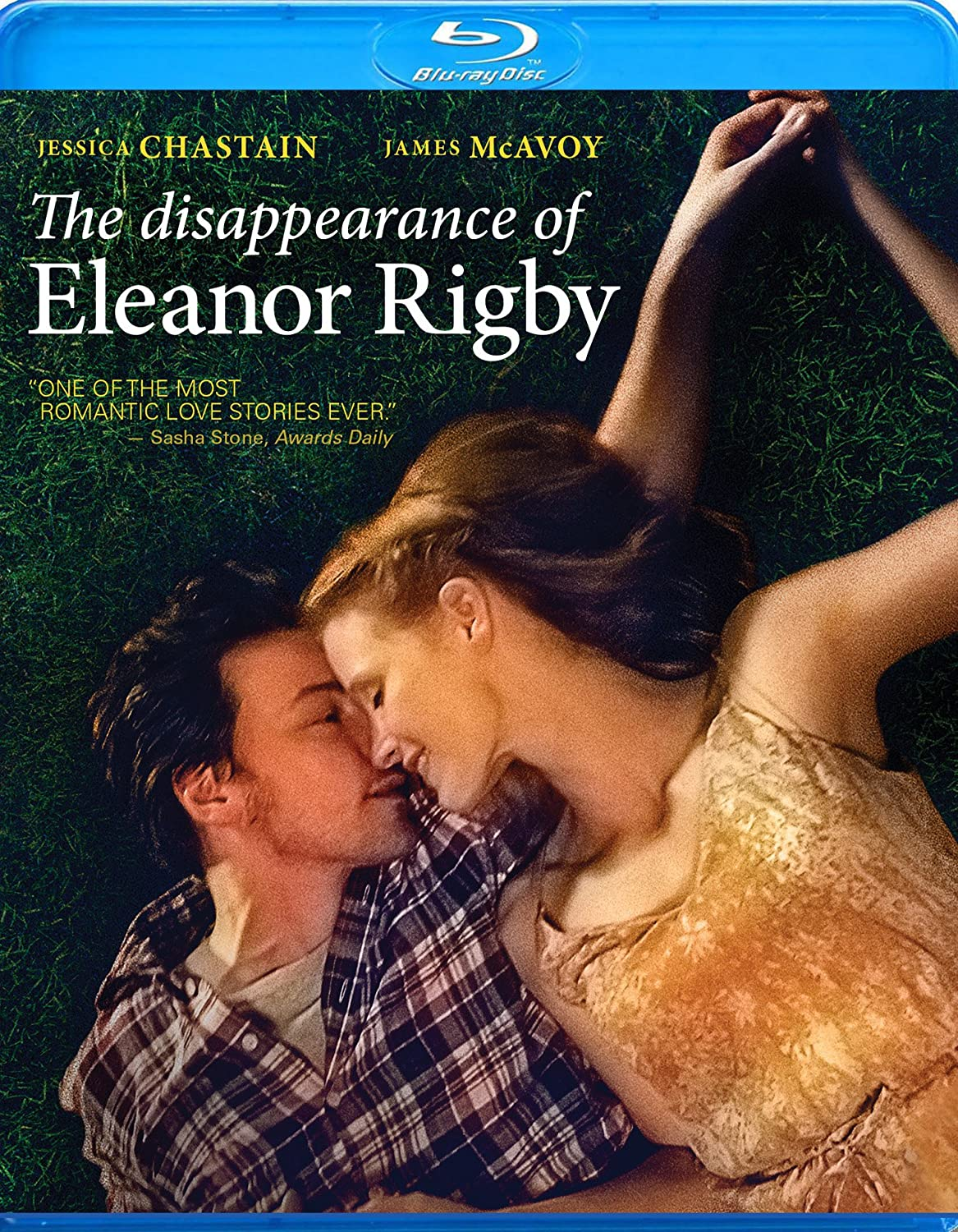 Amazon.com: The Disappearance of Eleanor Rigby [Blu-ray]: James McAvoy,  Jessica Chastain, Bill Hader, Ciaran Hinds, Isabelle Huppert, Jess Weixler,  ...
