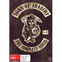 Sons Of Anarchy Boxset [30 Disc] (DVD)
