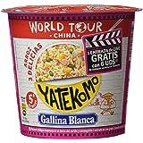 Gallina Blanca Yatekomo Arroz 3Delicias - 88 gr