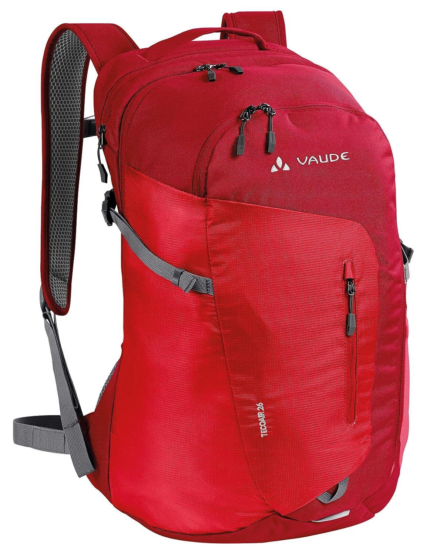 Indian Red VAUDE Rucksack Tecoair 26 Liter, Tagesrucksack