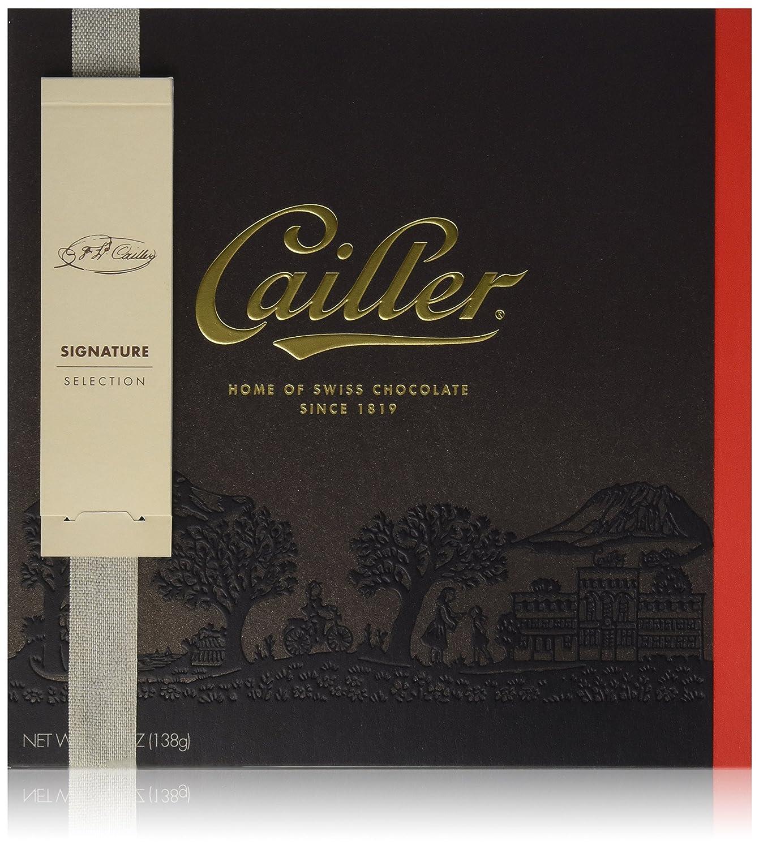 Amazon.com: CAILLER Chocolate Selection Assortment Box, Signature, 4.9 Ounce: Prime Pantry