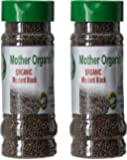 Mother Organic Mustard Black Bottle, 150g (Pack of 2)