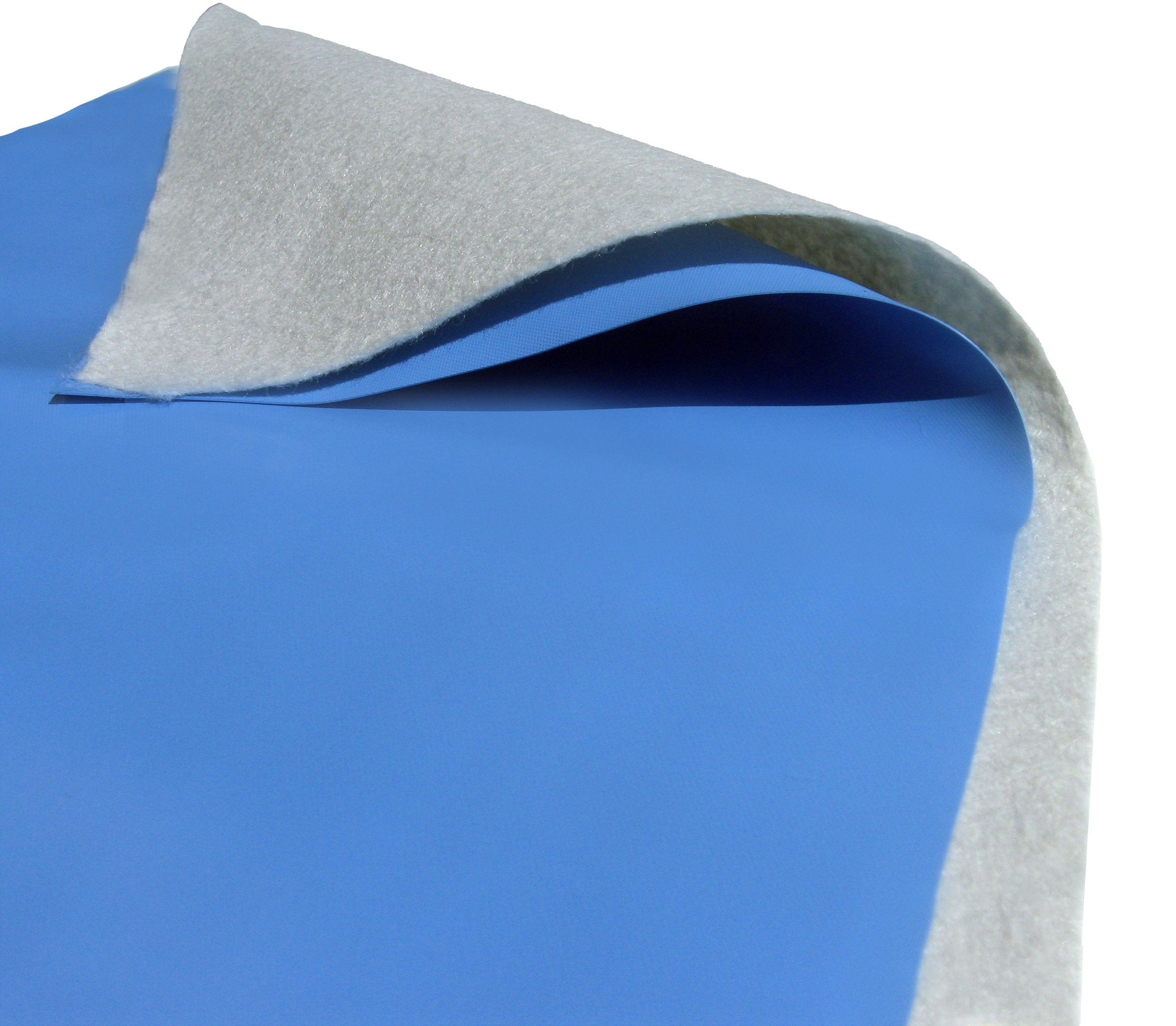 Blue Wave 12-Feet x 20-Feet Oval Liner Pad for Above Ground Pools by Blue Wave