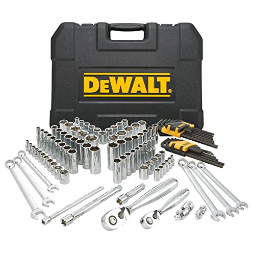 Dewalt Mechanics Tools Kit and Socket Set