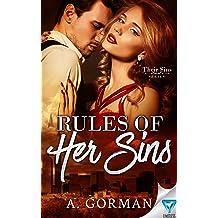 Rules of Her Sins (Their Sins Book 1) Mar 29, 2016