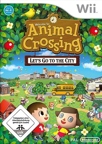 Animal Crossing: Lets go to the City [Importación alemana]: Amazon.es: Videojuegos