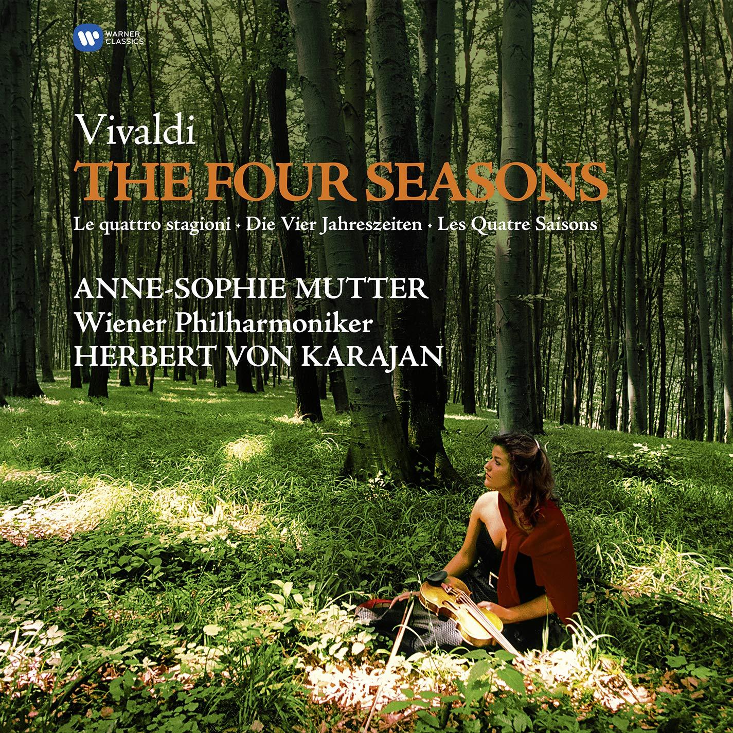 Vivaldi: Four Seasons (LP) [VINYL]