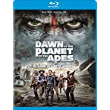 Dawn of the Planet of the Apes (Bilingual) [Blu-ray]