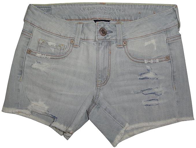 Amazon.com: American Eagle Outfitters Womens Midi pantalones ...