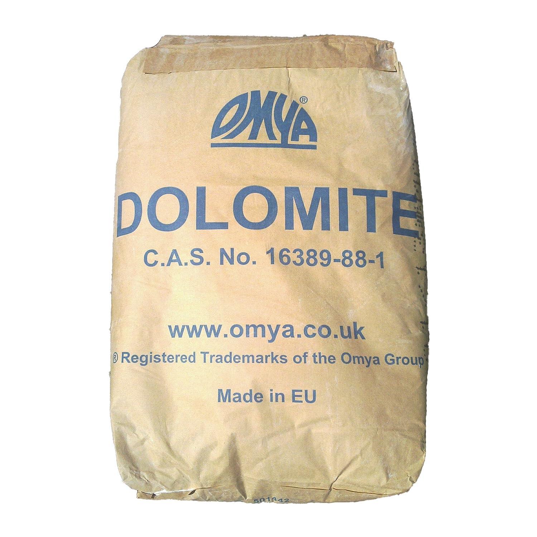 Dolomite Lime (AKA Magnesium Limestone / Dolodust) | 25kg Elixir Gardens®
