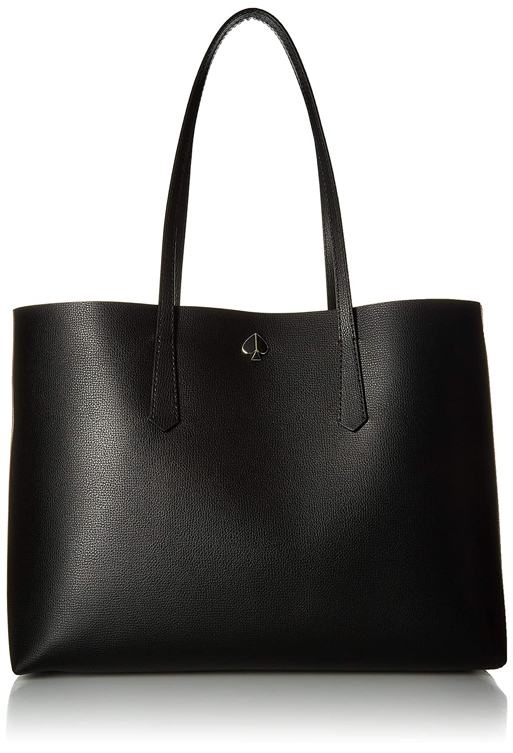 bd646c2e3f38c Amazon.com: Kate Spade New York Women's Molly Large Tote, Black, One Size:  Shoes