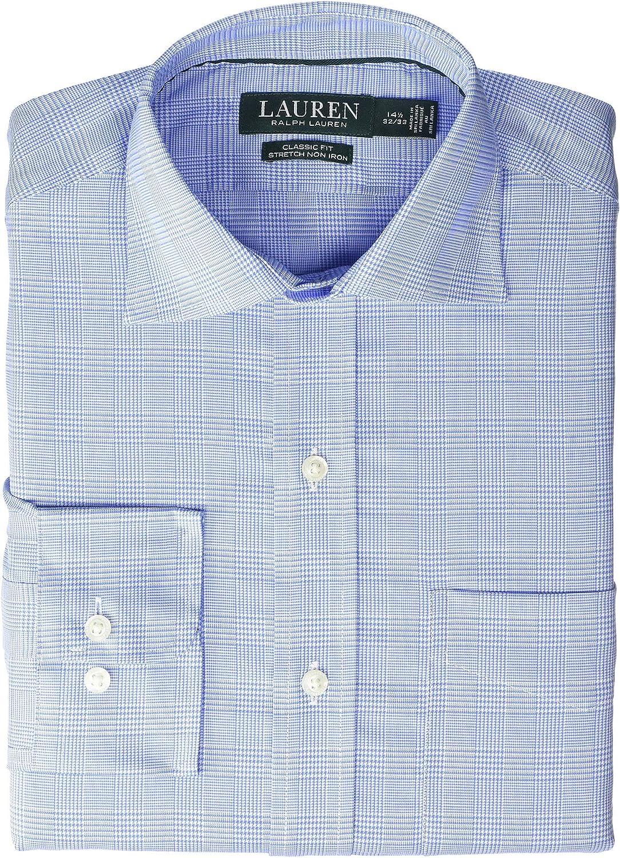 Ralph Lauren Louren Camisa de Vestir de Sarga elástica para Hombre ...