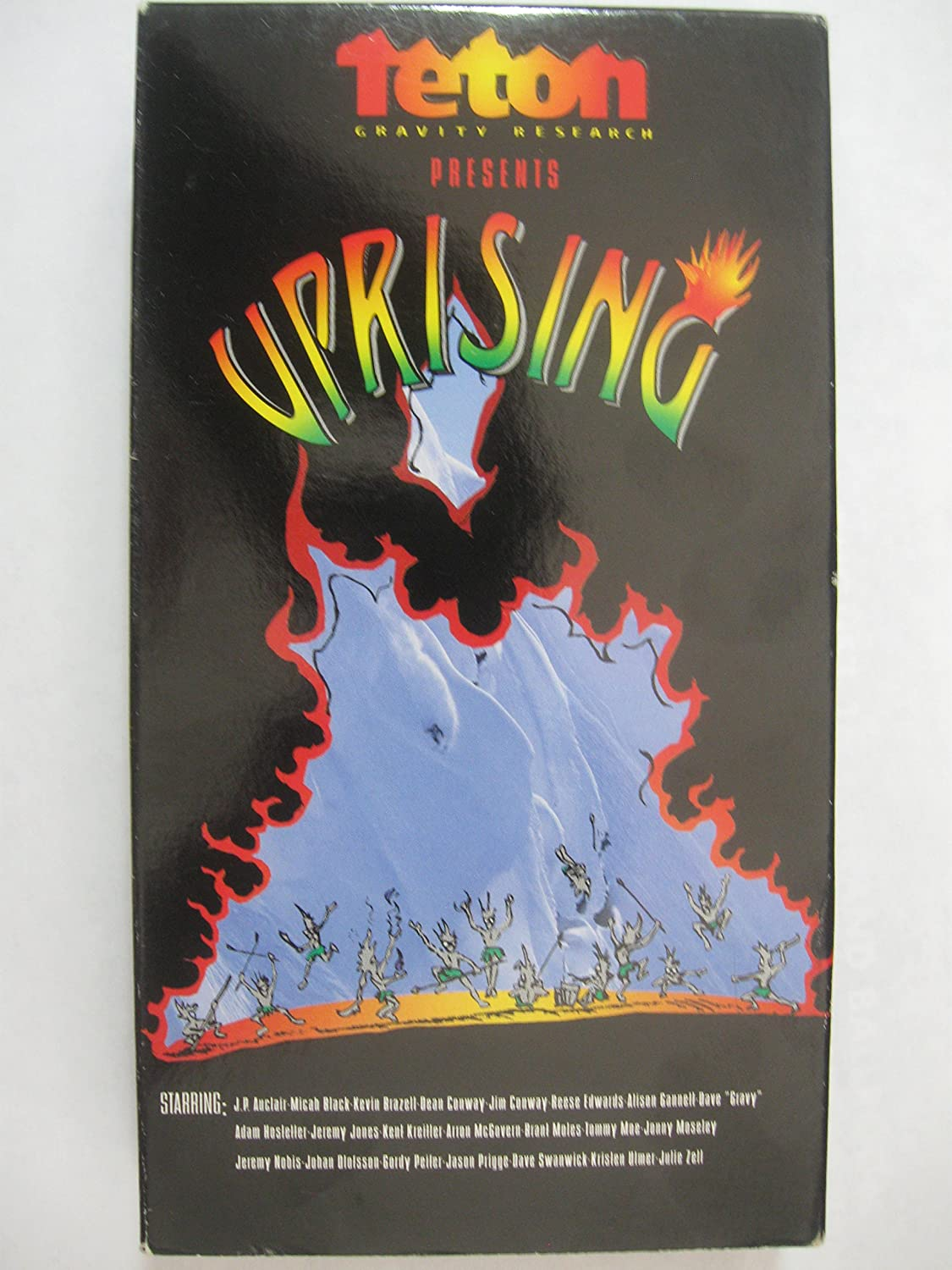 Uprising: Wintersport VHS