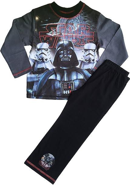 Pijama de La guerra de las galaxias, tallas de 4 a 10 años