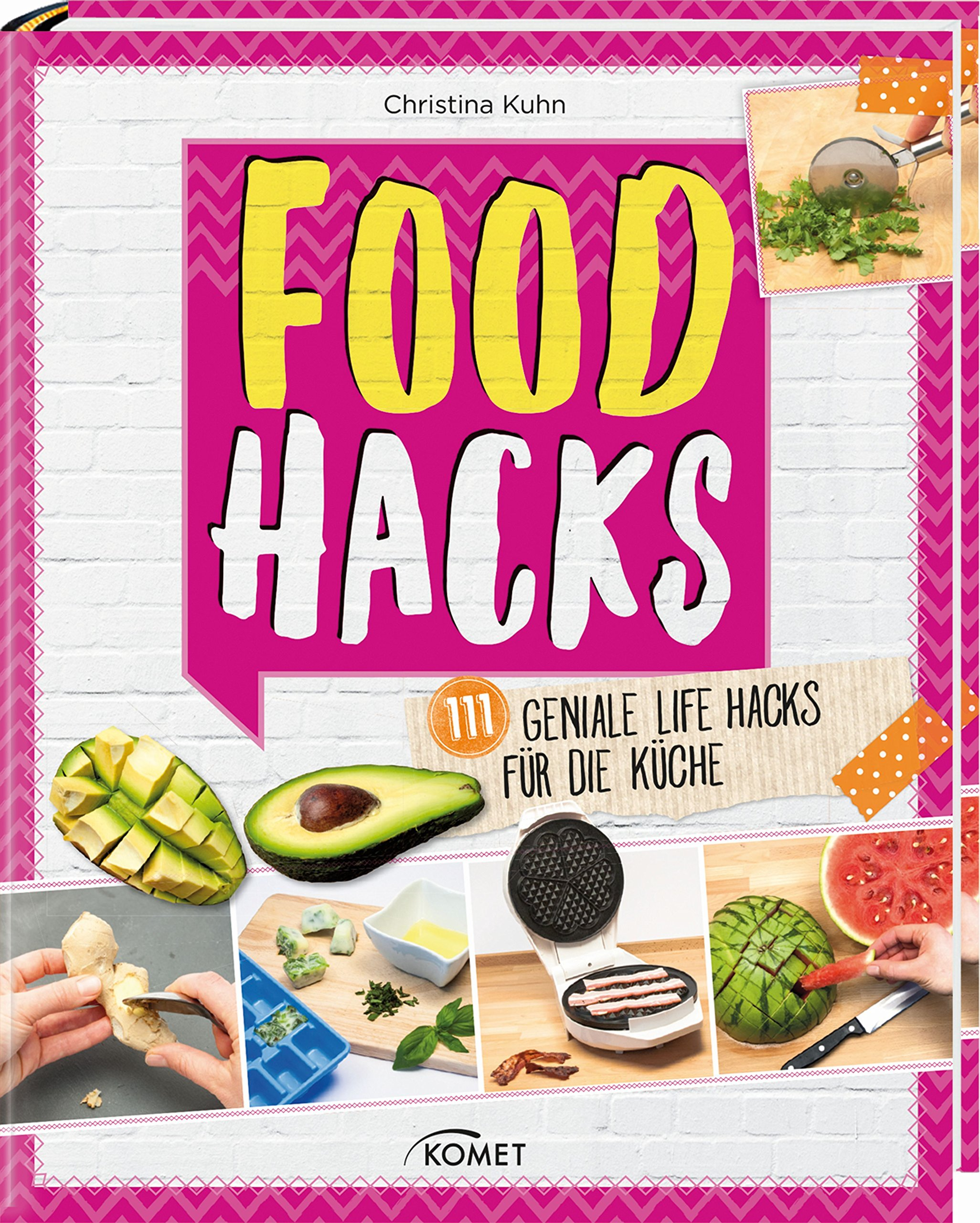 Food Hacks: 111 geniale Life Hacks für die Küche: Amazon.de ...