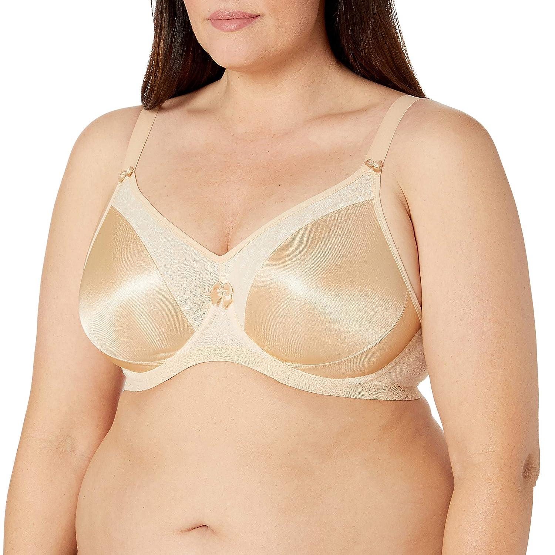 Goddess Hannah Underwire Side Support Bra US size 50C