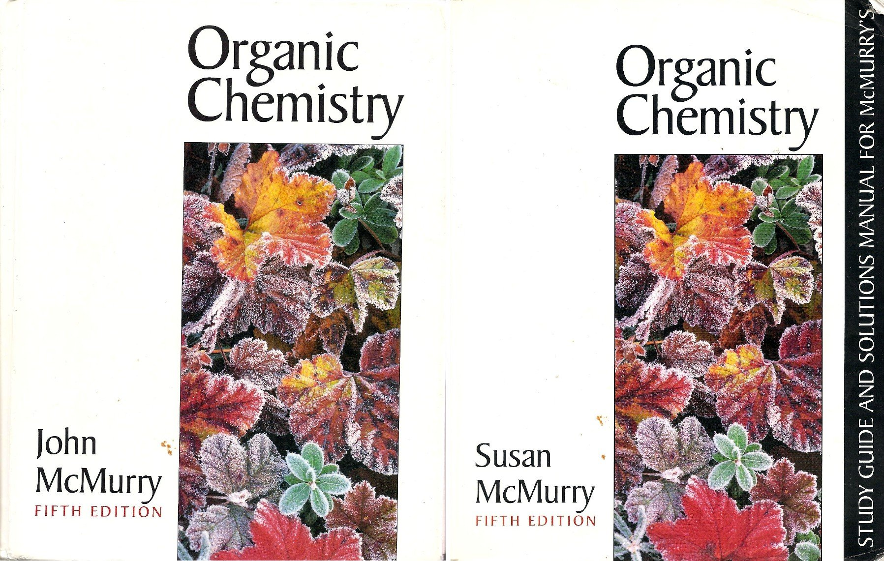 Study Guide and Solutions Manual for McMurry's Organic Chemistry Fifth  Edition: Susan McMurry: Amazon.com: Books