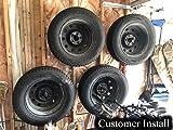FibreHead FH-4WH Flush Wheel hangers set - Wall