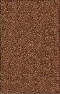 product image for Super Shag Area Rug Shaw Swag Collection Sunshine 6 Feet x 9 Feet.