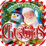 Hidden Object Christmas Celebration – Merry Winter Magic Holiday & Objects Time Puzzle Santa Xmas Game