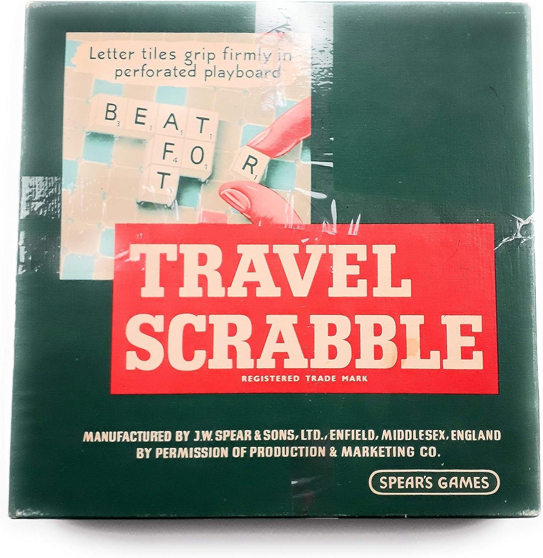 Spars Games - Grabado de viaje de los años 60: Amazon.es: Juguetes y juegos