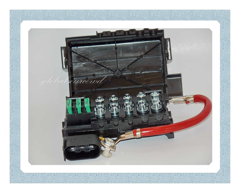 Amazon.com: 1J0 937 617D 1J0937617D High Voltage Power Fuse Box / Power  Distribution Center Fits:Volkswagen·Beetle·2002-2006 - GTI 2006 Golf  1999-2006 ...